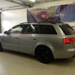 Voorbeeld geblindeerde ruiten Audi A4 station