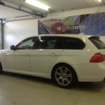 bmw 5 serie touring wit