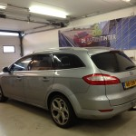 ford mondeo station grijs
