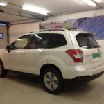 subaru forester wit