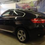 Voorbeeld geblindeerde ruiten BMW X6